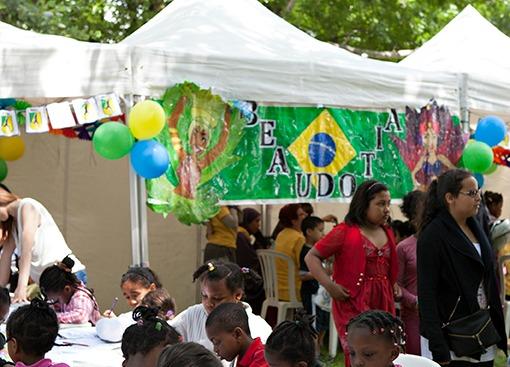 IDEES à la Fiesta de Beaudotia !