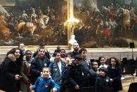 Sortie culturo-intellectuelle au Château de Versailles
